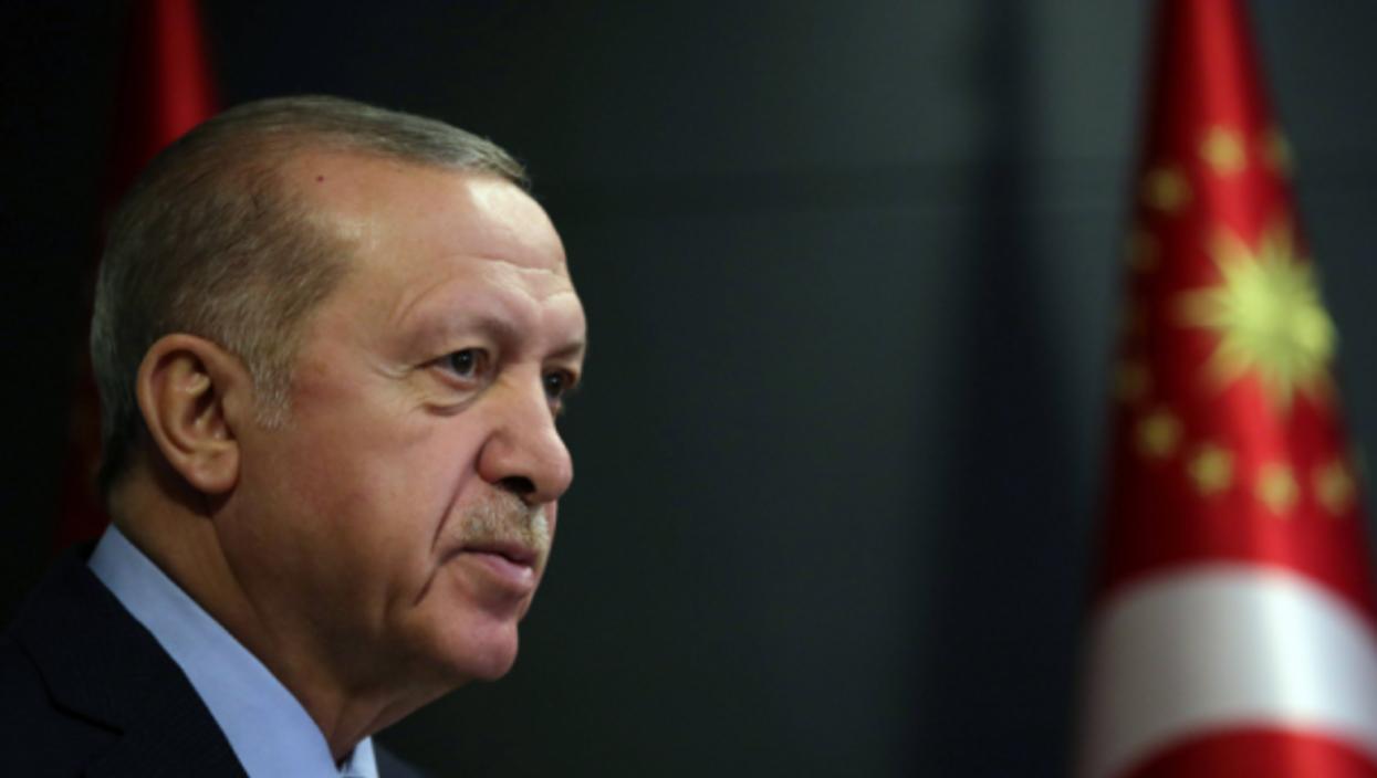 Erdogan's words fueled pro-Palestine protests in Turkey