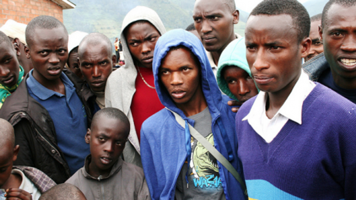 Escaping the violence in North Kivu