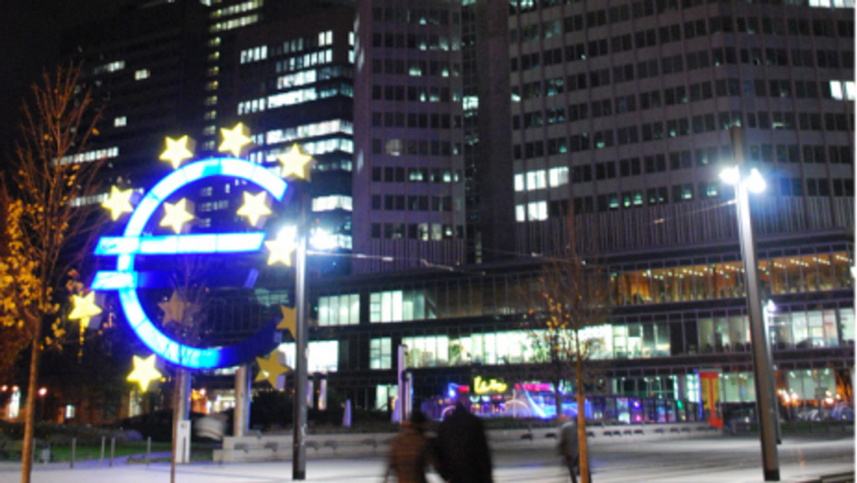 European Central Bank, Frankfurt (DuckyDebs)