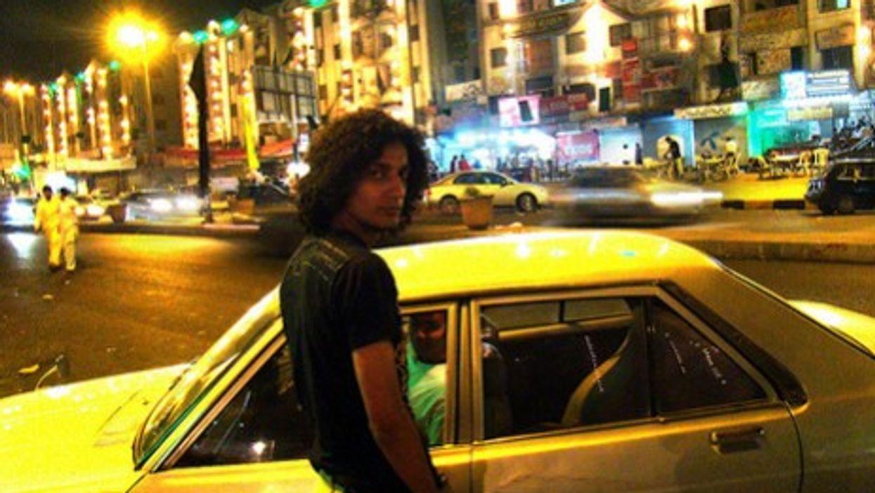 Evening in Karachi
