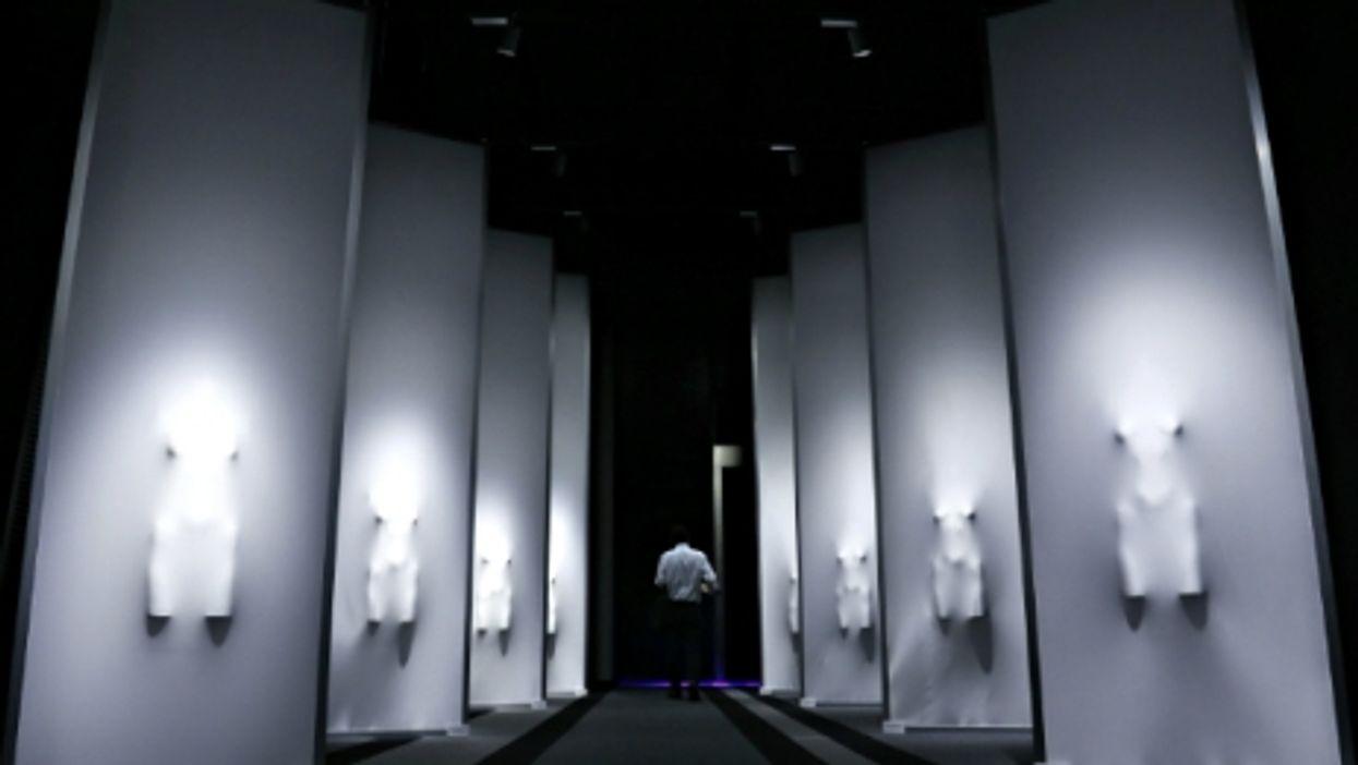 Exhibition in Tokyo, Japan