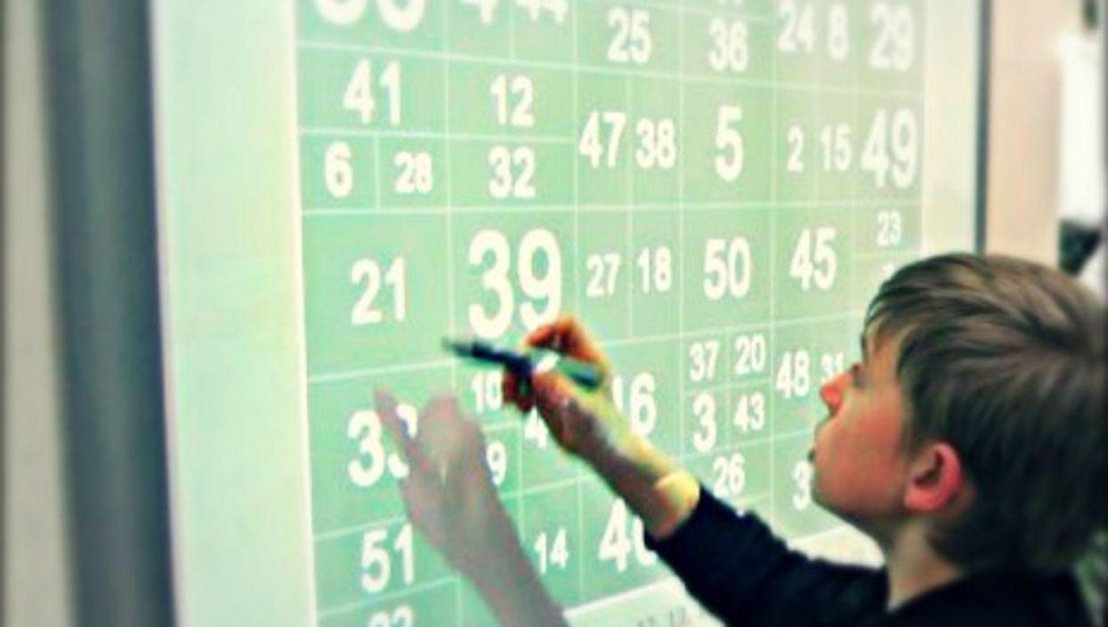 Exploring new pedagogical methods through digital technologies, like interactive whiteboards