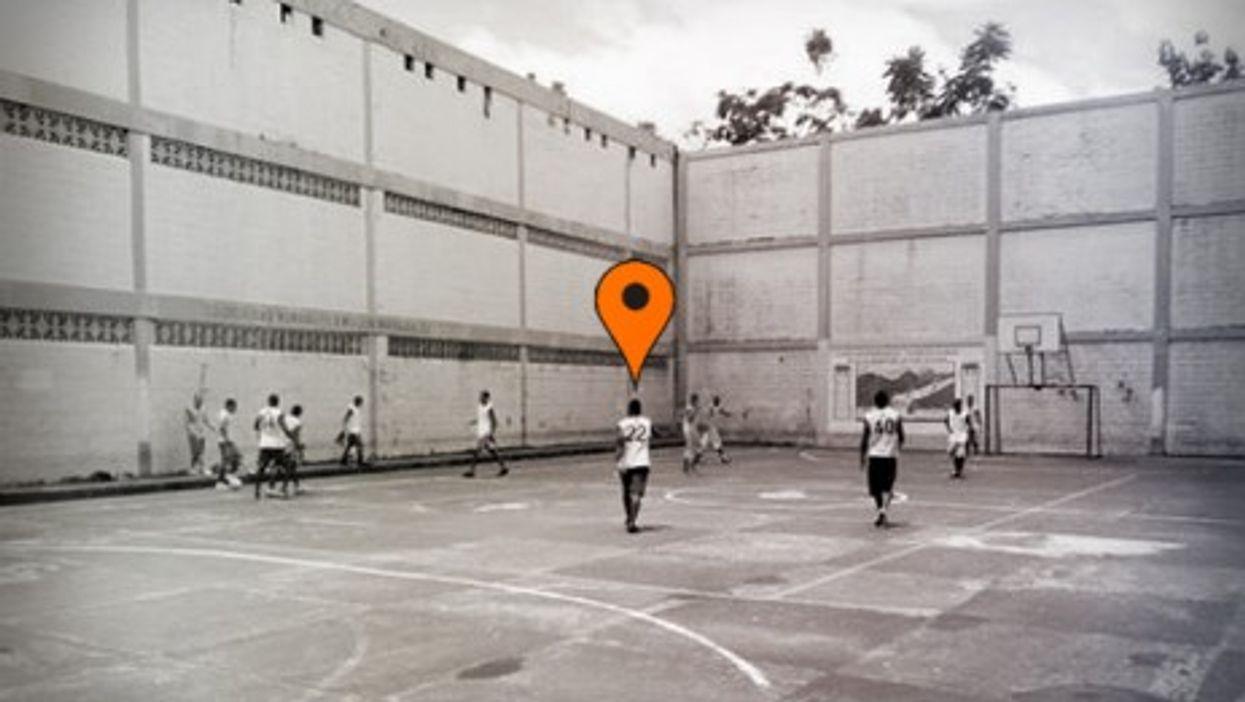 Extra-surveillance, inside a Colombian prison