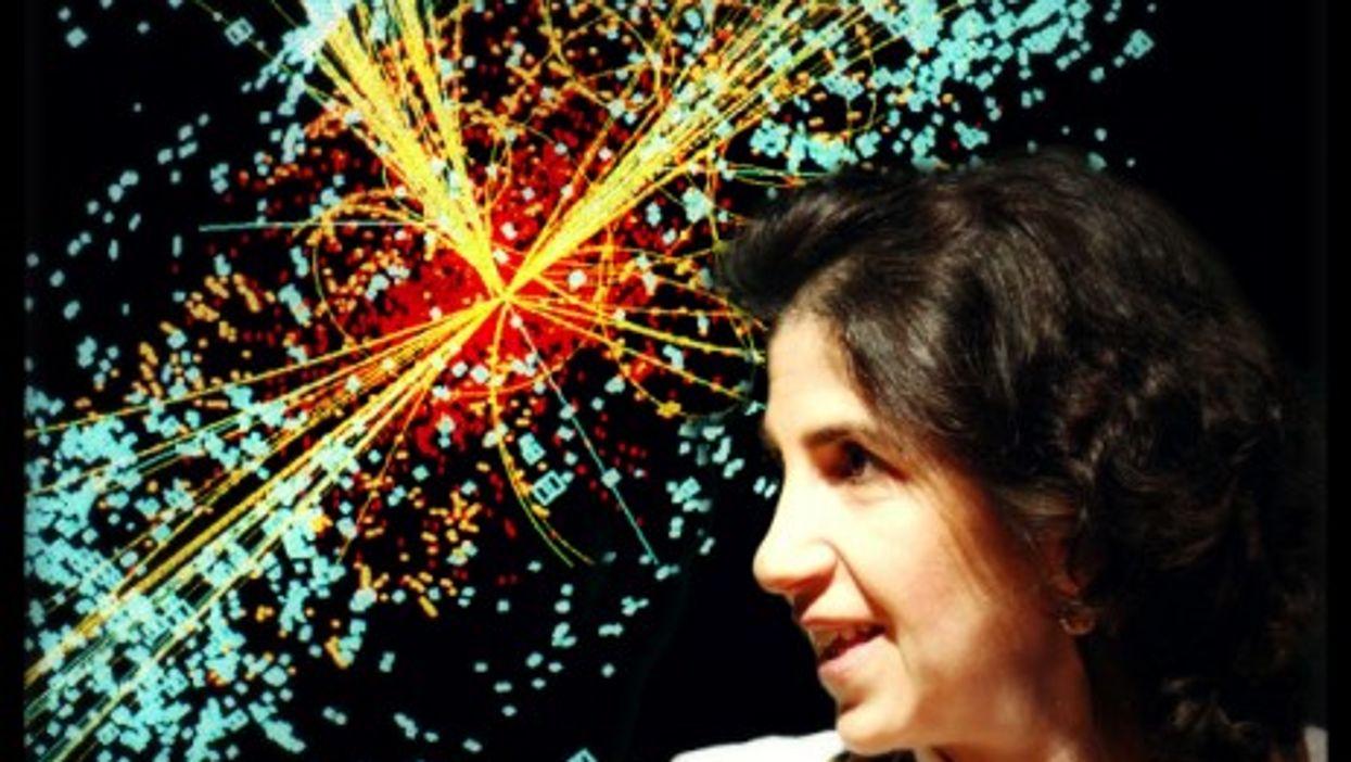 Fabiola Gianotti, new director general of CERN, starting Jan. 1, 2016