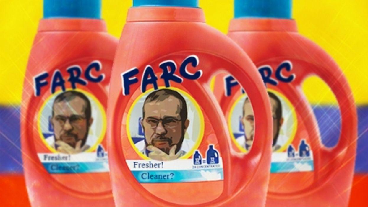 FARC leader Timochenko