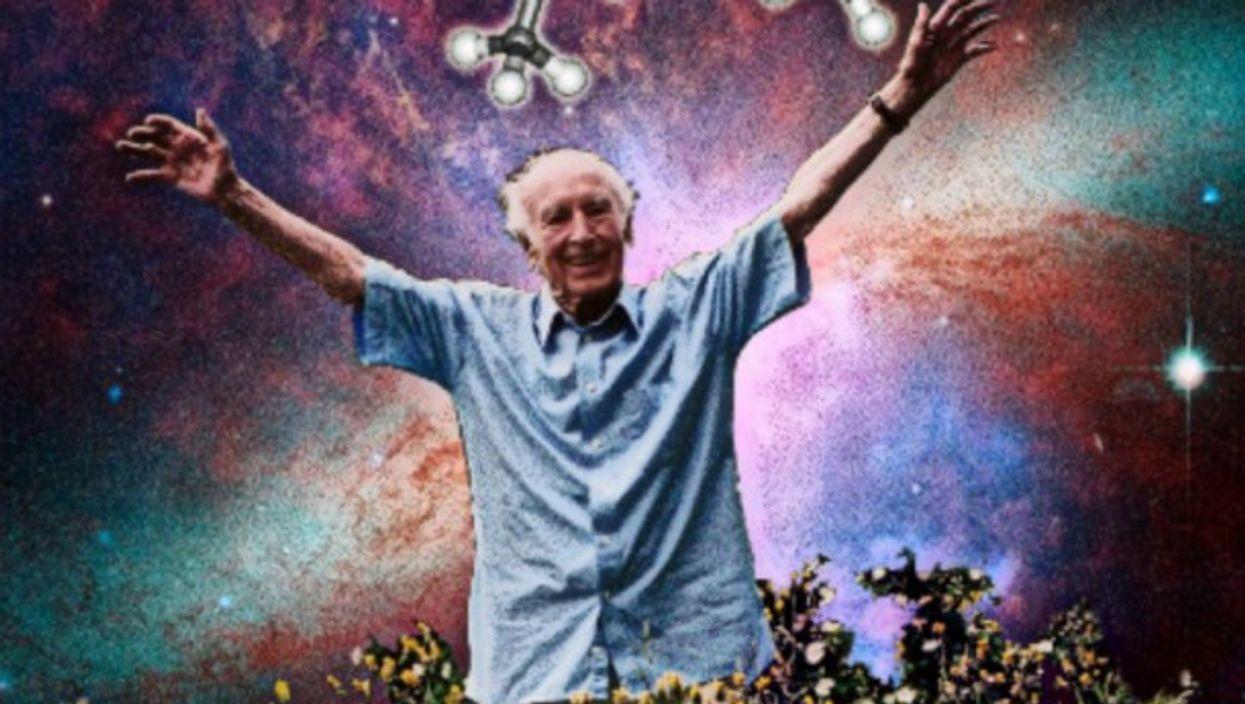 Father of LSD Albert Hofmann