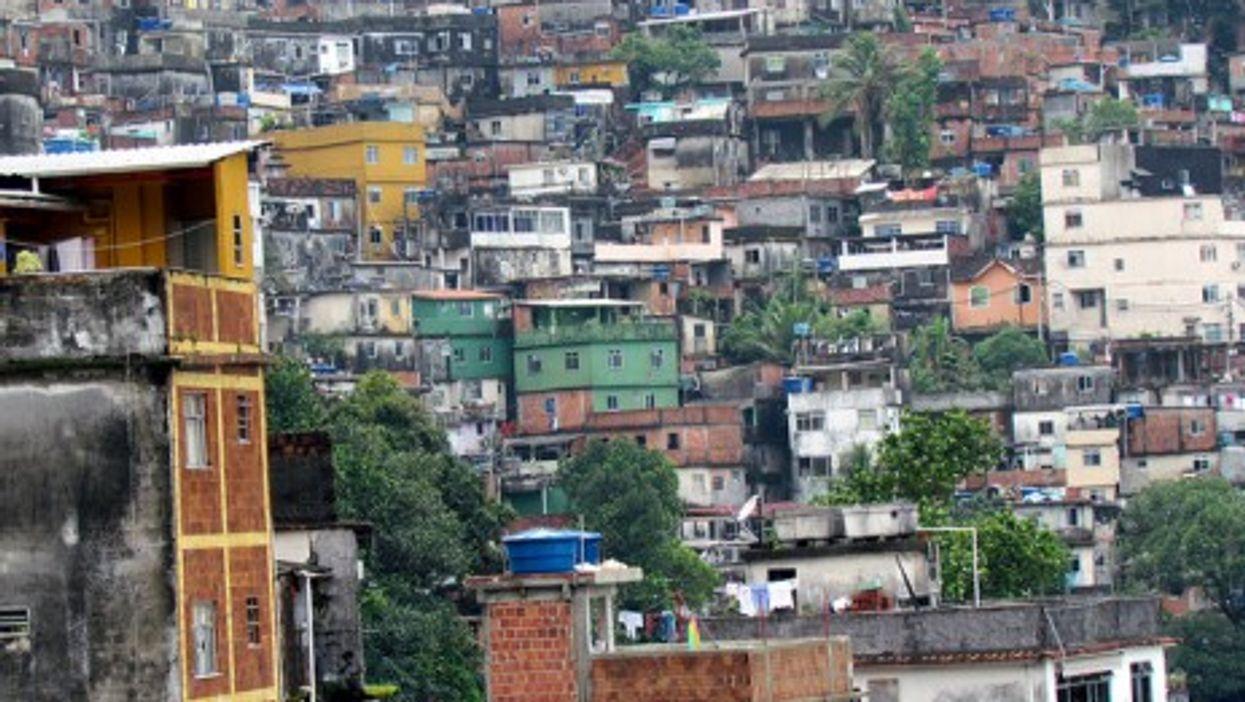 Favela of Rio de Janeiro (David Berkowitz)