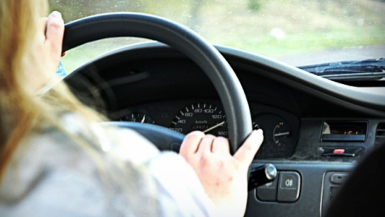 Feminine private chauffeurs are still rare