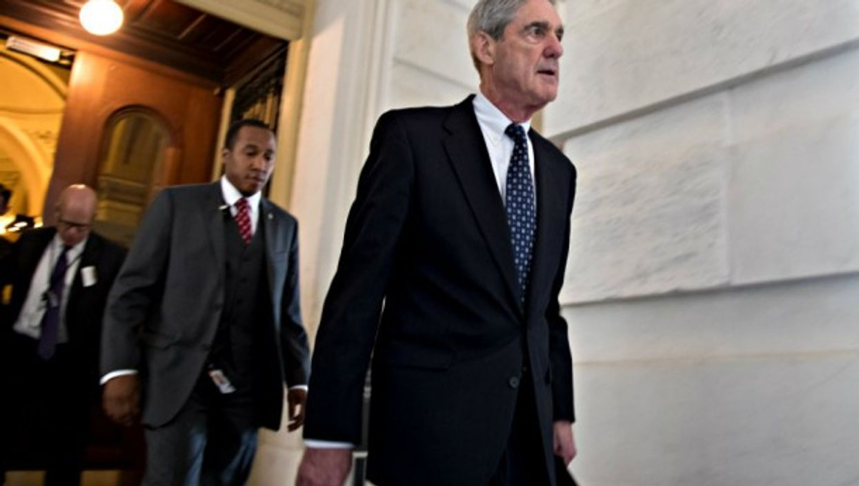 File photo of Mueller on June 21, 2017