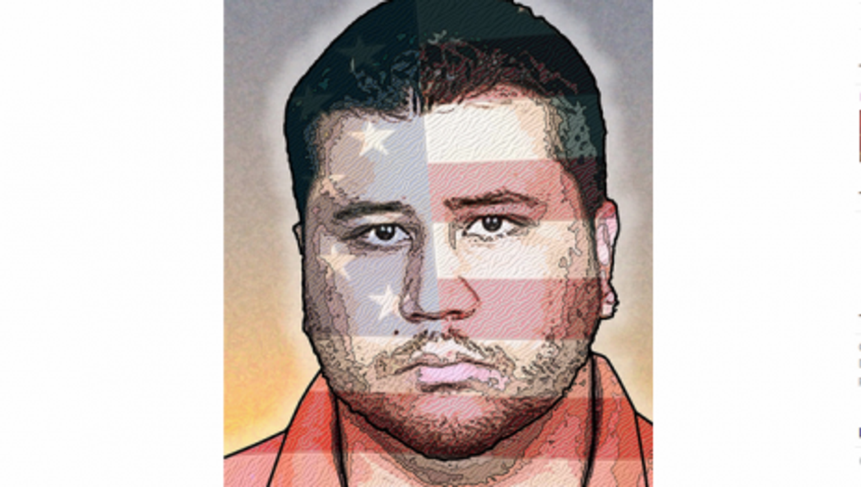Florida gunman, George Zimmerman (Donkeyhotey)