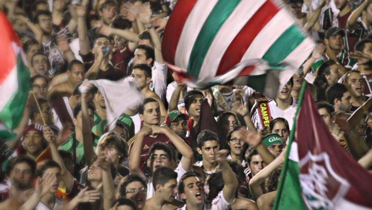 Fluminense FC's fans
