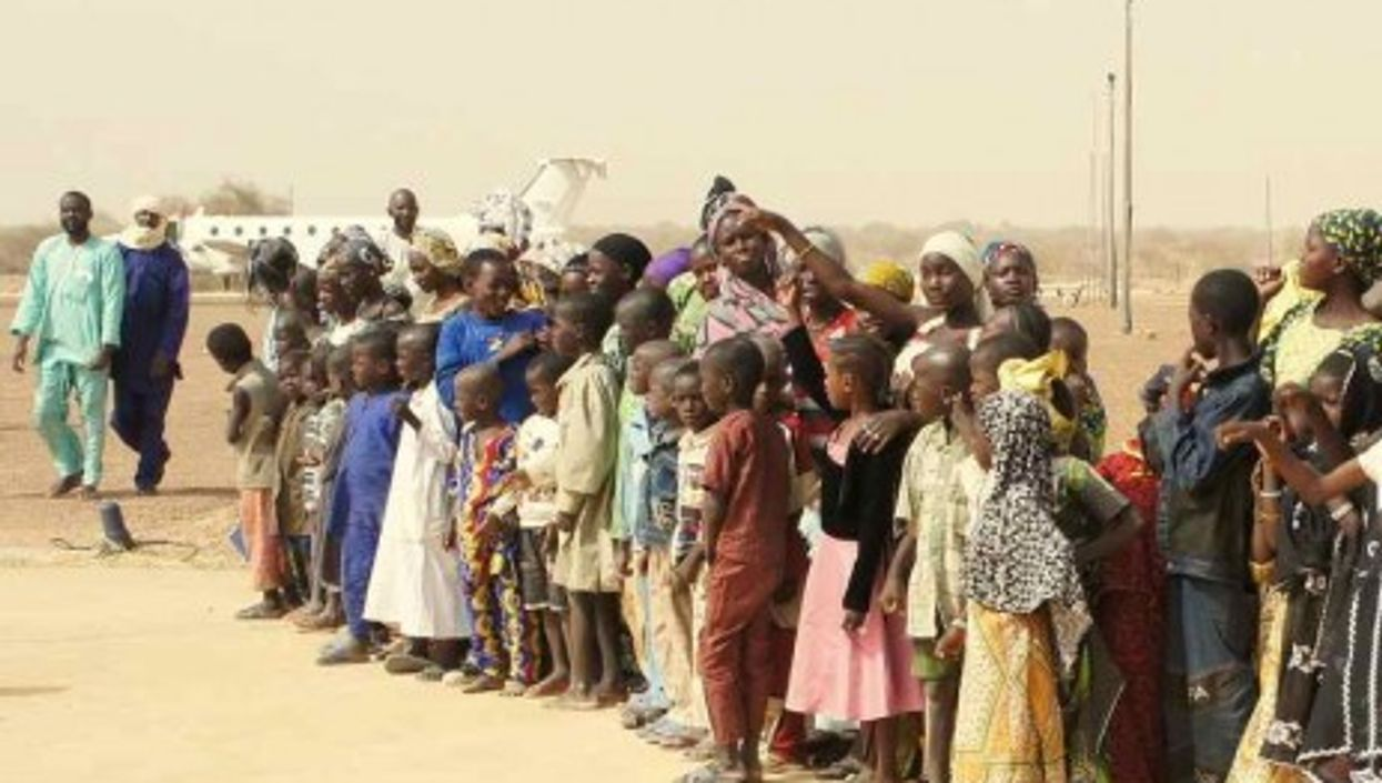 Food aid arriving in northern Mali (EU Humanitarian Aid and Civil Protection)