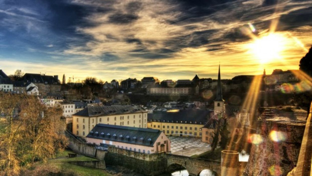 For Luxembourg, Brexit could spell opportunity
