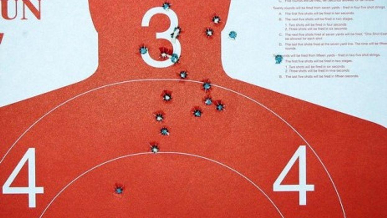 For now, marksmanship still requires good aim (mrbill)