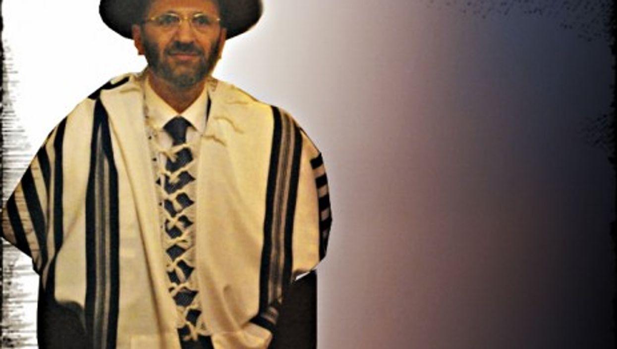 Former Chief Rabbi of France Gilles Bernheim