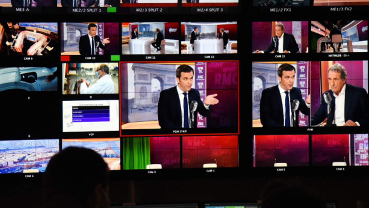 France's 24-hour news network BFMTV