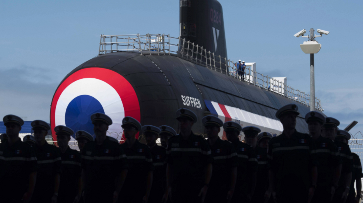 Australia's Submarine Slap To France Exposes Brutal Truth About Europe