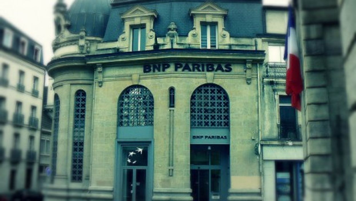 France's leading bank