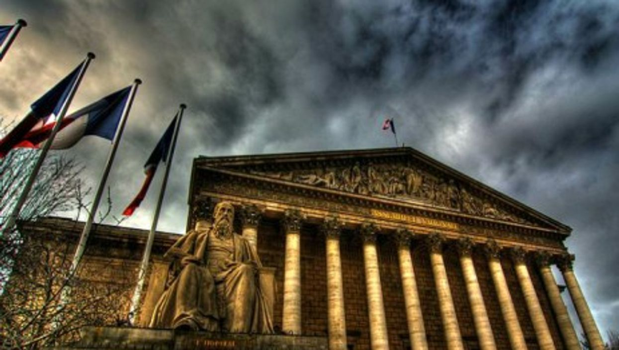France's National Assembly in Paris