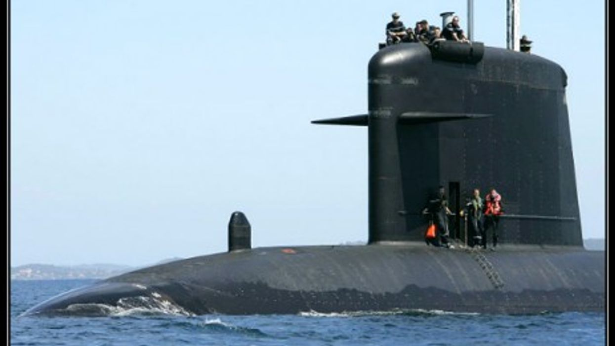 French women will be able to work in submarines.