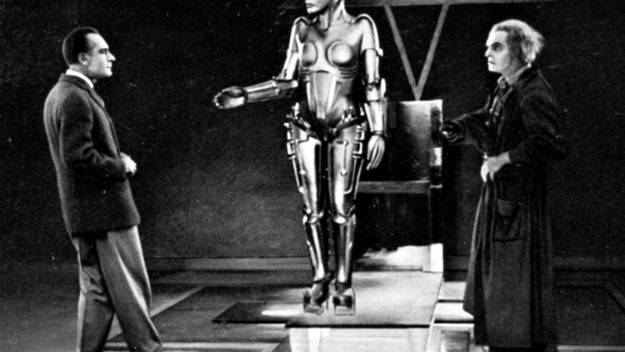 Fritz Lang's 1927 movie Metropolis