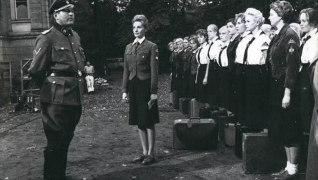 From a documentary on the Lebensborn program