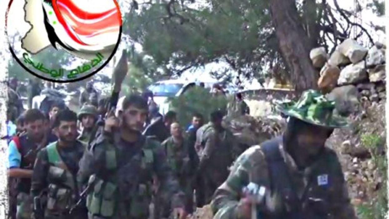 From a video promoting NDF fighters in Syria