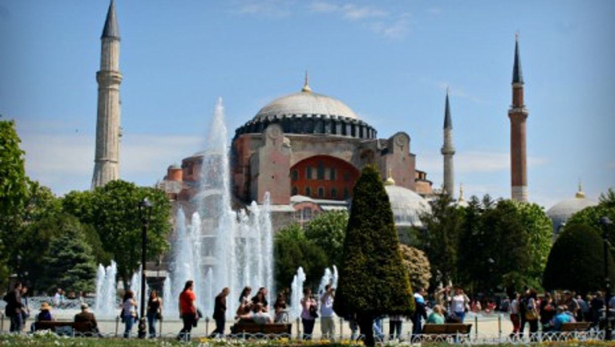 From church to mosque to museum ... back to mosque?