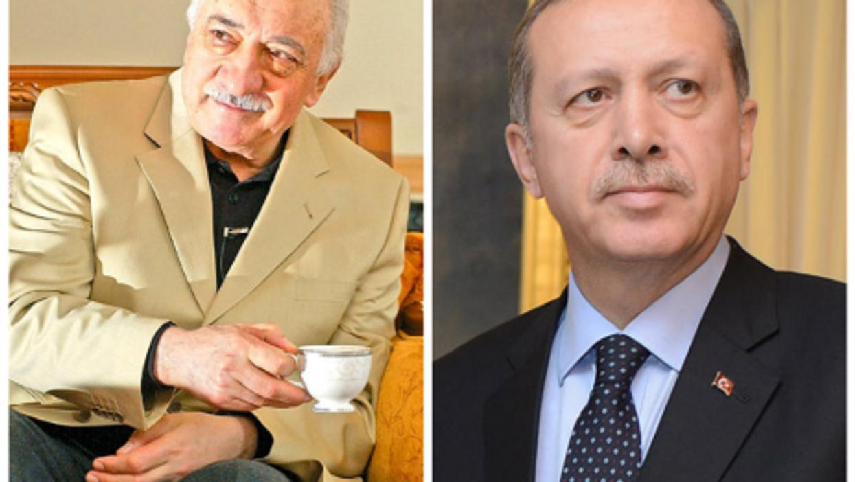 Gülen and Erdogan