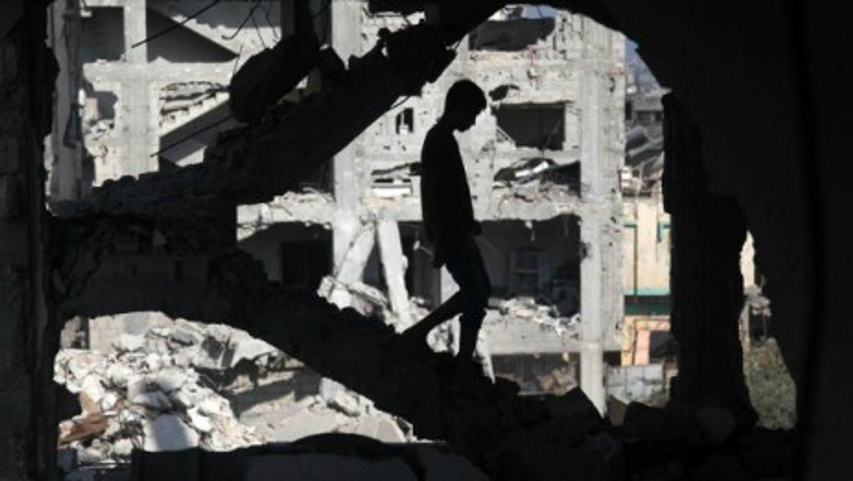 Gaza City on Aug. 27