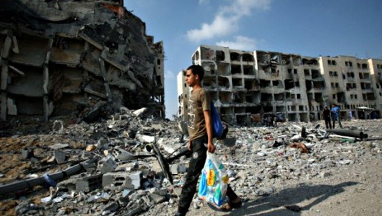 Gaza on Aug. 5