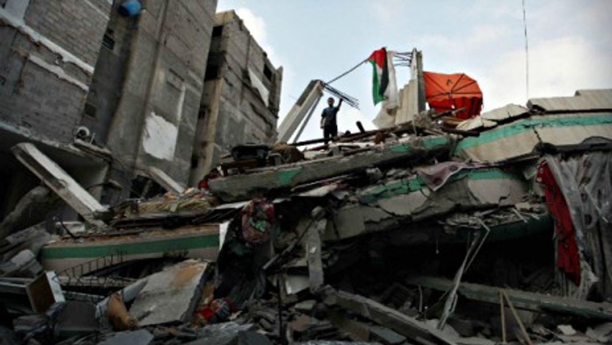 Gaza on July 29