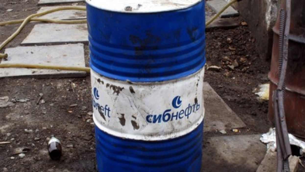 Gazprom's barrel of discontent