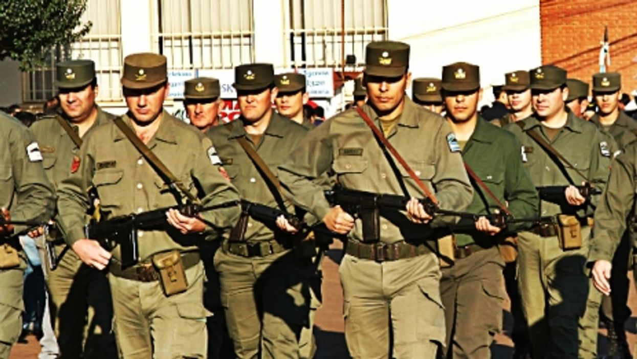 Gendarmeria Nacional Argentina