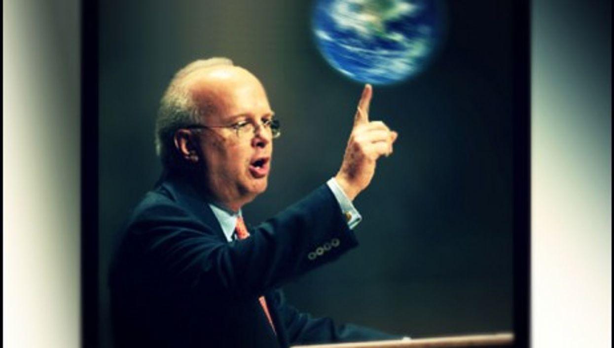 George W. Bush consultant Karl Rove