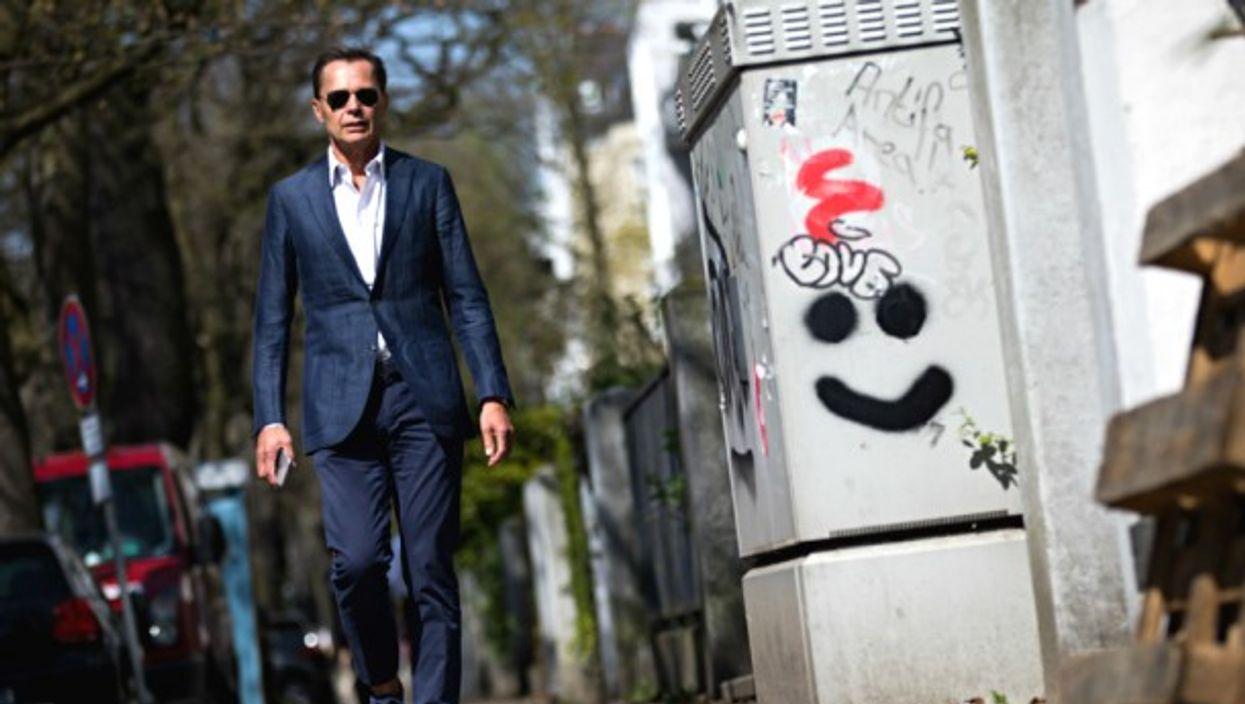 German CEO Thomas Middelhoff walks free after a three-year sentence