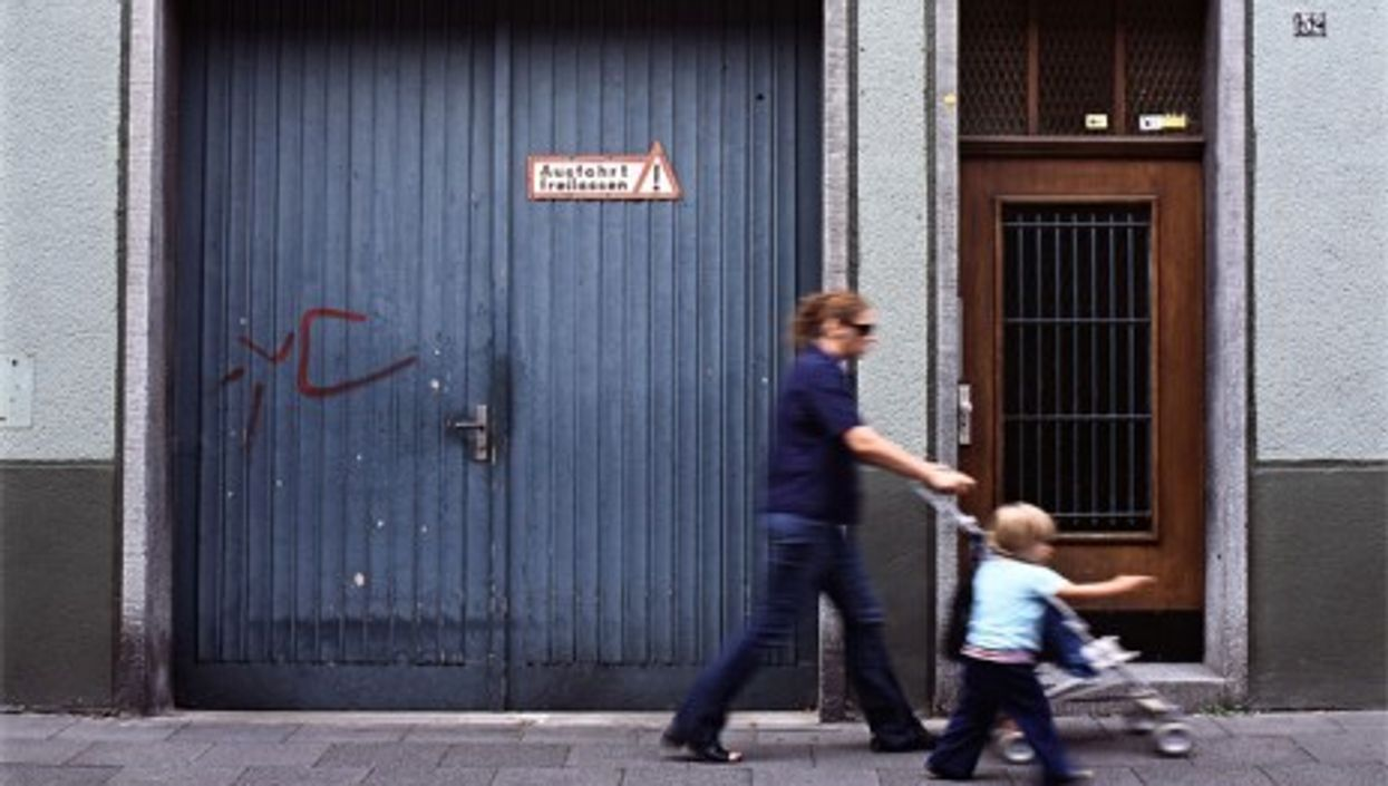 German stay-at-home parents could have a little more