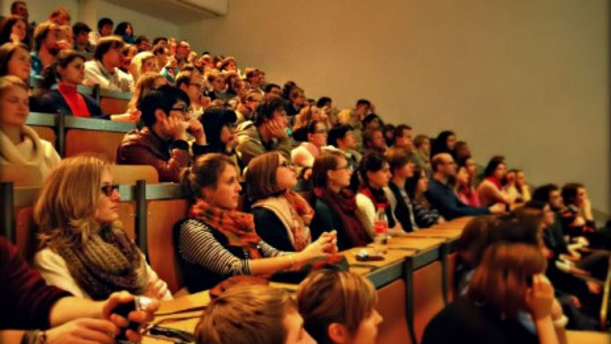 Germany has approximately 25,500 students from China.