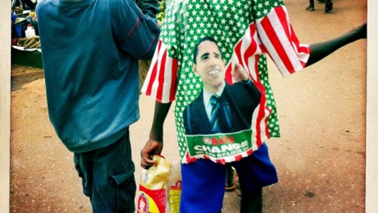 Ghana Loves Obama