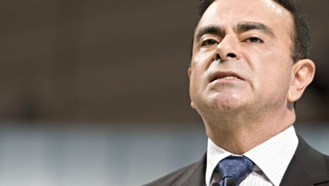 Ghosn for good