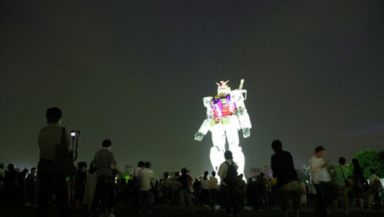 Giant Robot in Tokyo (OiMax)