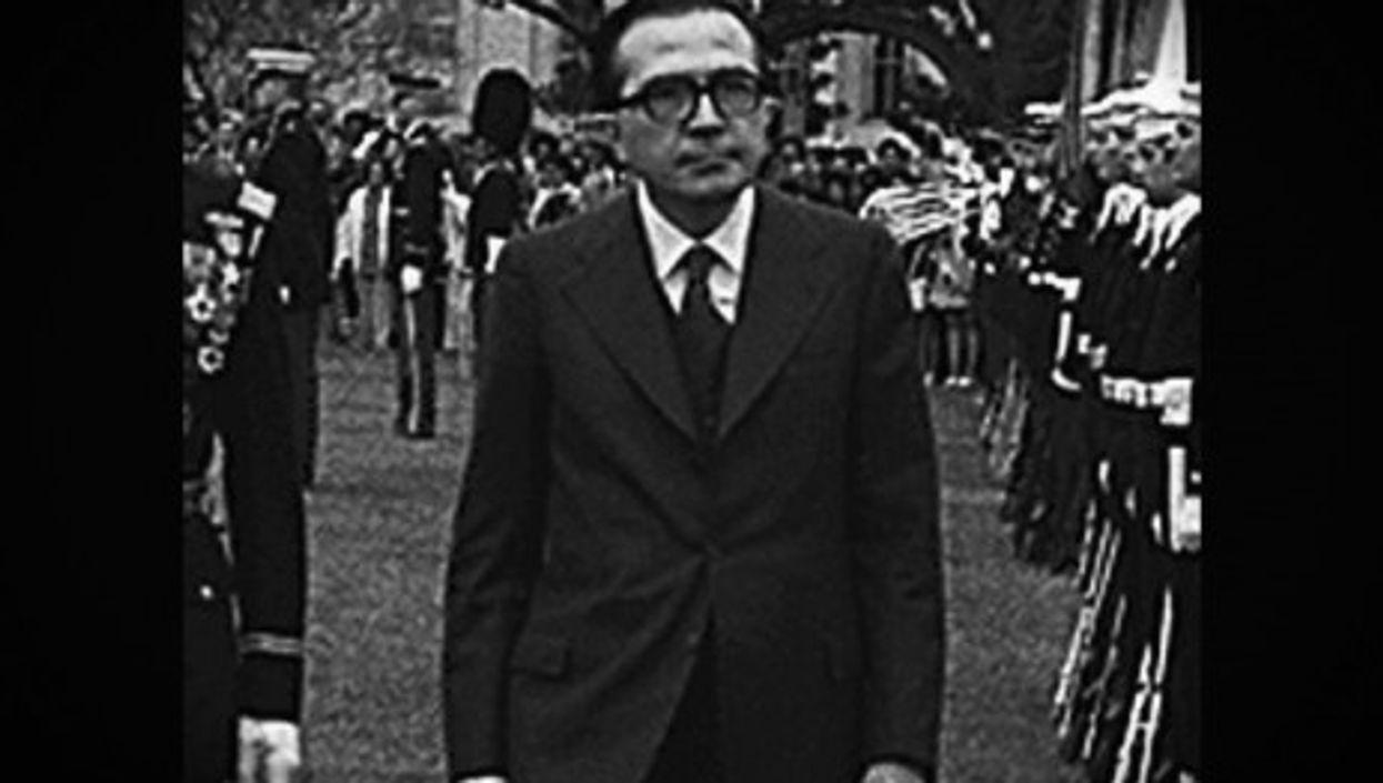 Giulio Andreotti in 1973
