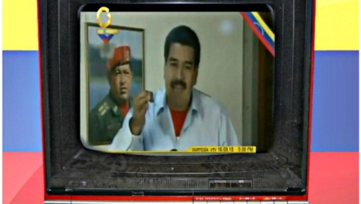 Globovision's new owners aligned with Venezuelan President Nicolás Maduro's government