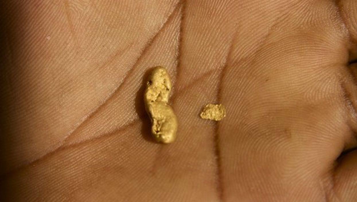 Gold is just one of Africa's natural resources that grabs investor attention (Grassroots Group)