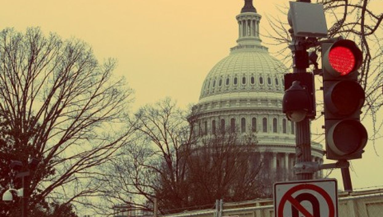 Gridlock and U-Turns in the nation's capital