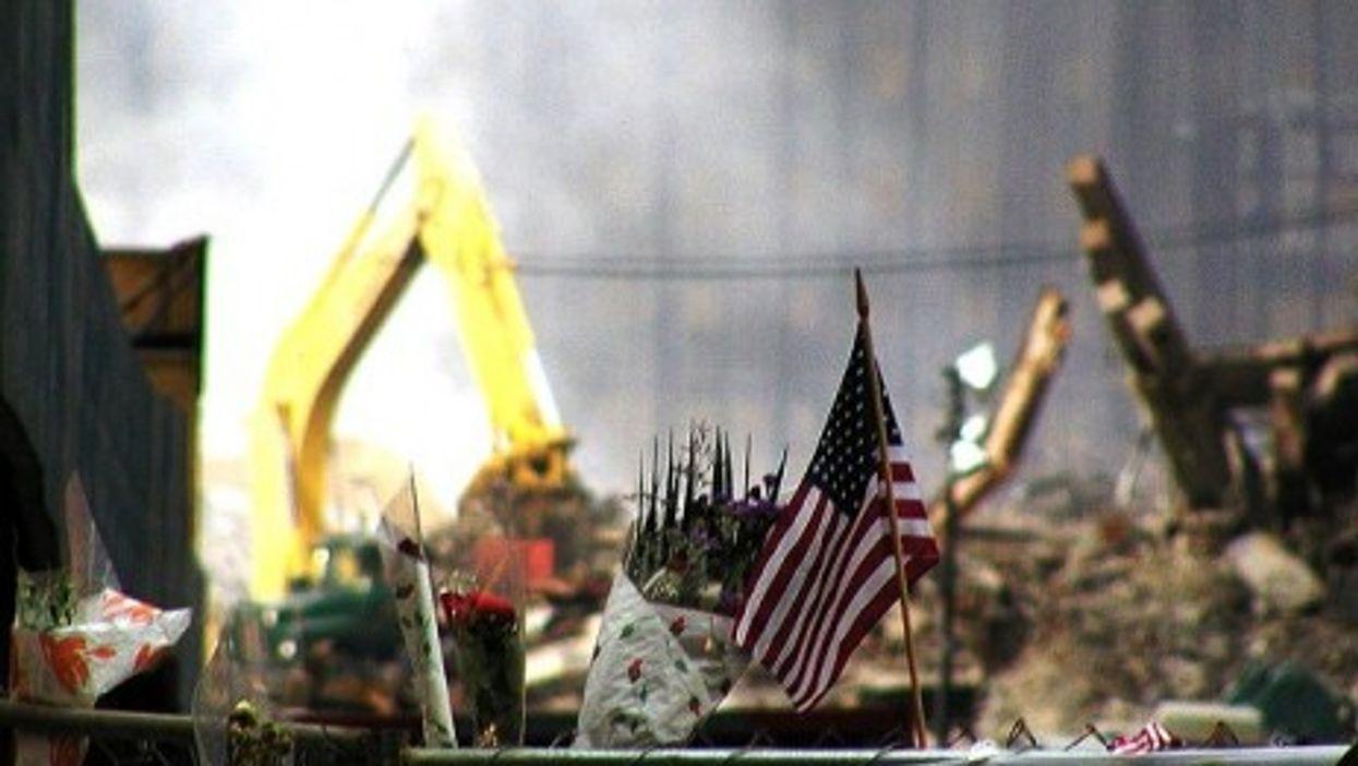 Ground Zero (Susan E. Adams)