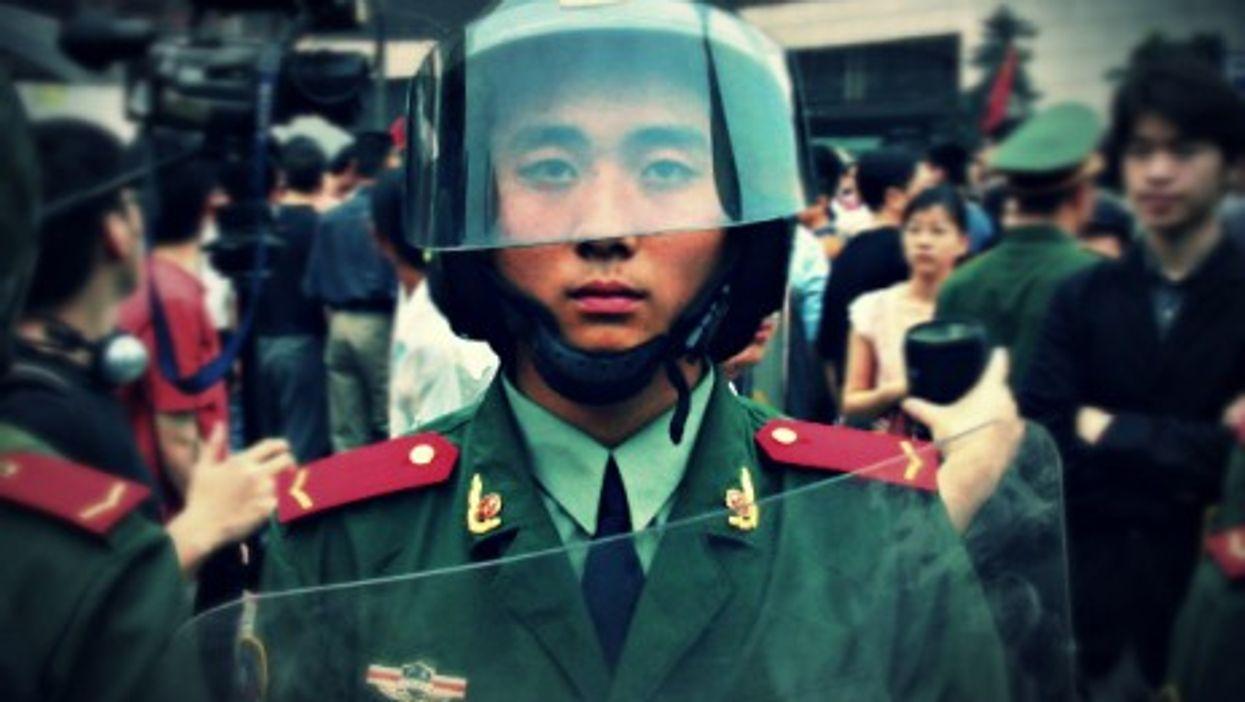 Guangzhou police
