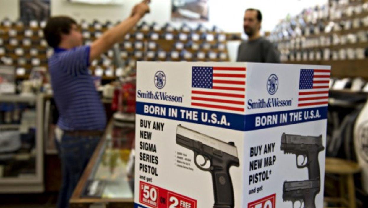 Gun shop in Kennesaw, GA
