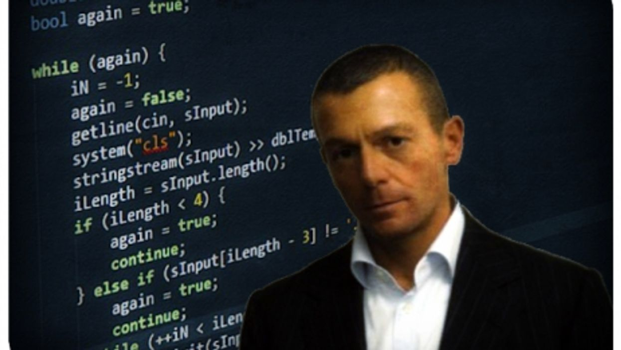 Hacking Team founder David Vincenzetti