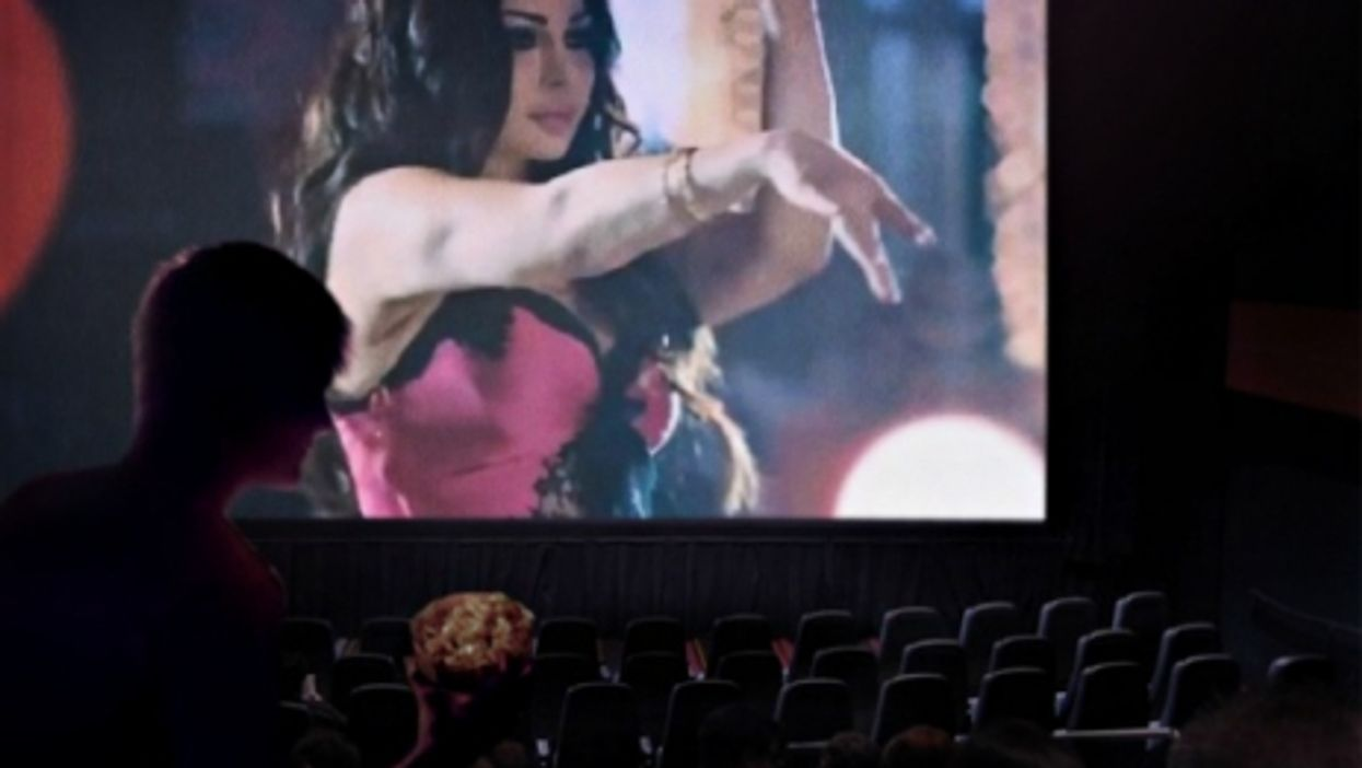 Halawet Rooh (2014), banned from cinemas